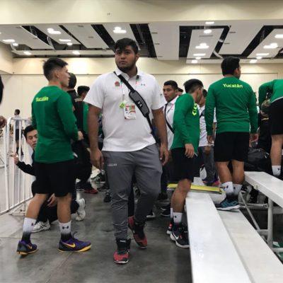 Acude quintanarroense a la Selección Nacional Juvenil de handball