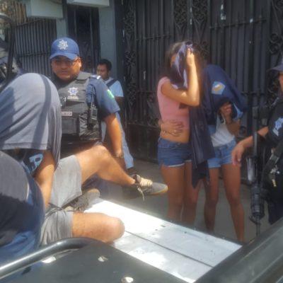 Clausuran disco clandestina en Playa donde había supuesta trata de blancas