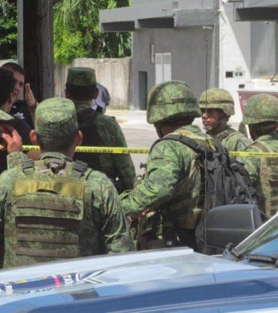 Hermetismo oficial en torno a ataque a la base estatal de la Policía en Cozumel