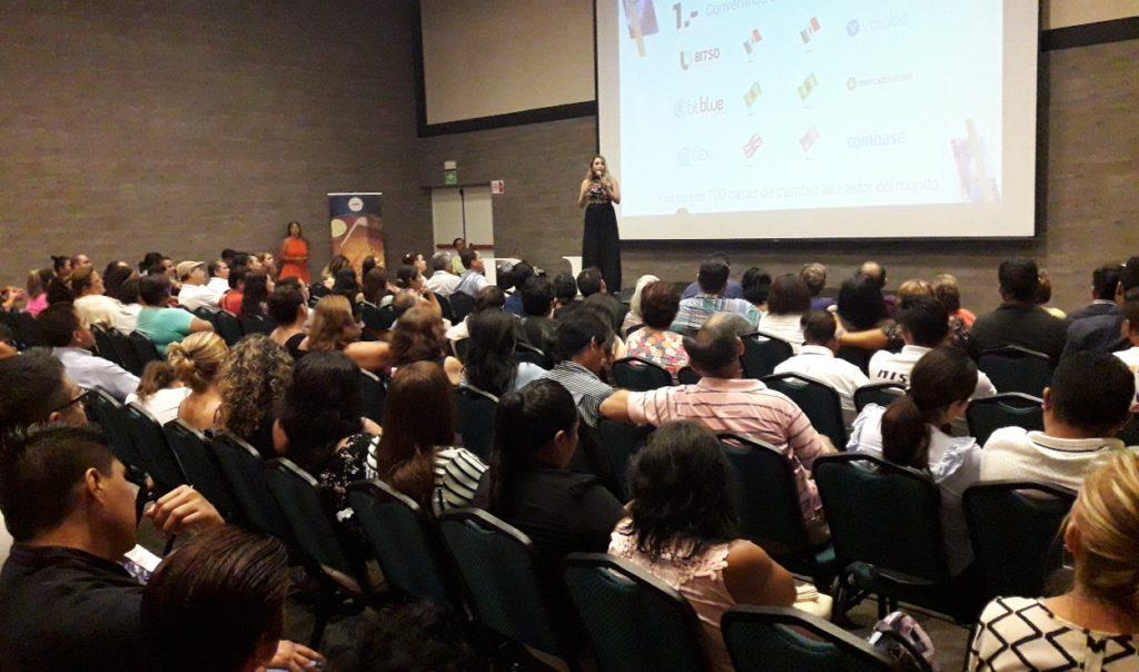 Empresas promueven el uso del bitcoin en Cancún