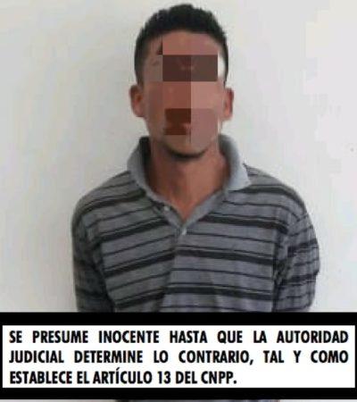 Policías frustran robo en una casa en Chetumal