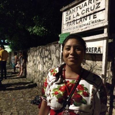 Mujeres indígenas del país se reúnen en Carrillo Puerto