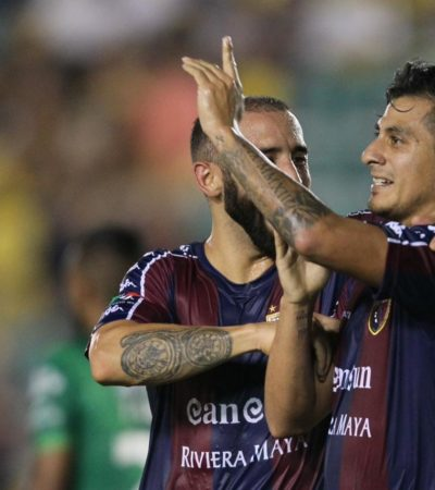 CABALGAN LOS POTROS: Suma Atlante cuarto triunfo en la Liga Ascenso MX