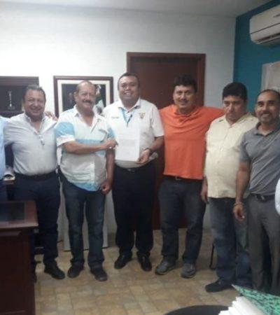 Concesionarios del sindicato 'Andrés Quintana Roo' temen ante la posible creación de otro gremio de taxistas que vulneraría sus derechos