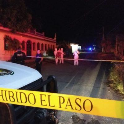 TRAGEDIA FAMILIAR EN CARRILLO PUERTO: Novio apuñala a su novia y mata a su 'suegra'