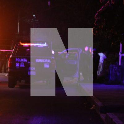 EJECUTADO EN LA 75: Matan a balazos a un hombre afuera de su casa en Cancún