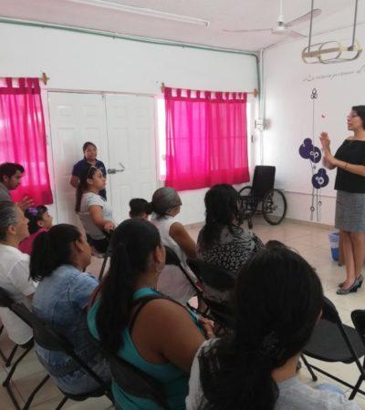 Integran al sector médico para fomentar la lactancia materna en Cancún