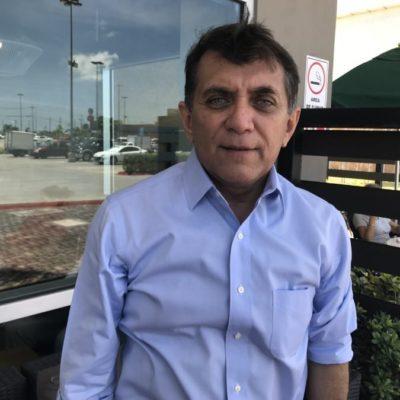 Ingresan de urgencias a hospital a Miguel Ramón Martín