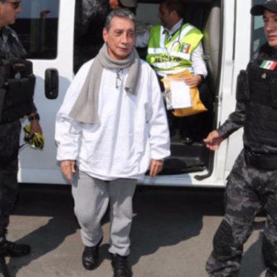 Esta semana pedirán la libertad anticipada del ex gobernador Mario Villanueva