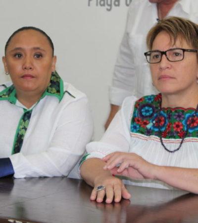 En reunión con Cristina Torres, Laura Beristain afirma que no se dedicará a la 'cacería de brujas', sino a gobernar