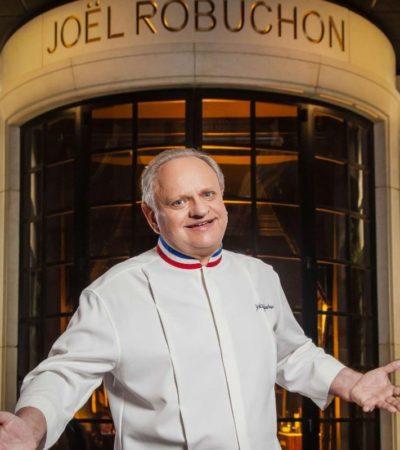 Fallece el llamado 'cocinero del siglo', chef Joël Robuchon; alcanzó 32 estrellas Michelin