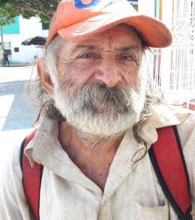"""""""NO HAN HECHO NADA POR RESOLVER EL CASO"""": Clama justicia desde hace cinco años por la desaparición de su hermano"""