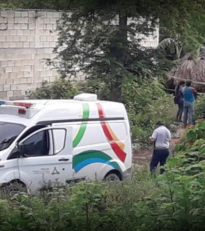 Hallan cuerpo de mujer en estado putrefacto; el hombre con quien vivía está desaparecido