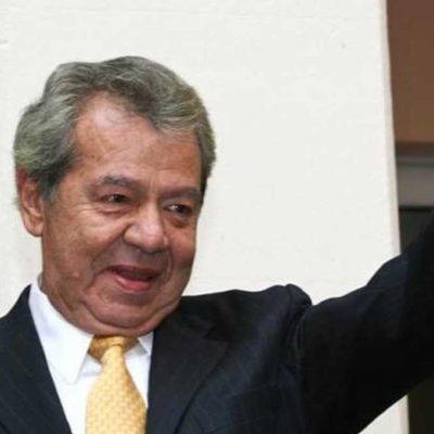 Será Muñoz Ledo presidente de la Mesa Directiva de San Lázaro y pondría la banda presidencial a AMLO