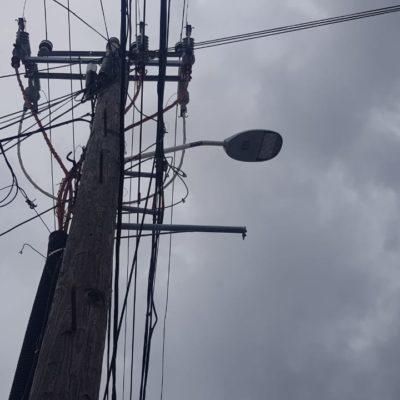 Niega Sefiplan rescate financiero para OPB por millonario adeudo de luminarias desde la época de Ruiz Morcillo