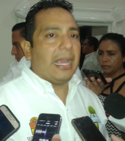 """""""SEGURAMENTE HACIENDA HIZO UN CALCULO BRUTO"""": Percibe el Gobernador sueldo de 105 mil pesos no de 168 mil, aclara el Oficial Mayor"""