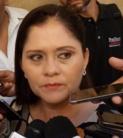 """""""El contralor se fue porque omitió dar reportes"""", asegura María Luisa Alcérreca, presidente municipal de OPB"""