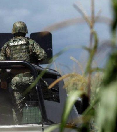 Abate Marina a 'El Comandante 30', líder del cártel 'Puebla Segura' dedicado al 'huachicoleo'
