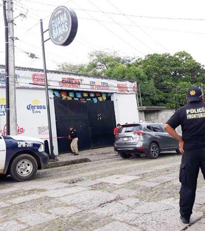 Asesinan a joven centroamericano mientras atendía una mesa en restaurante de Tapachula