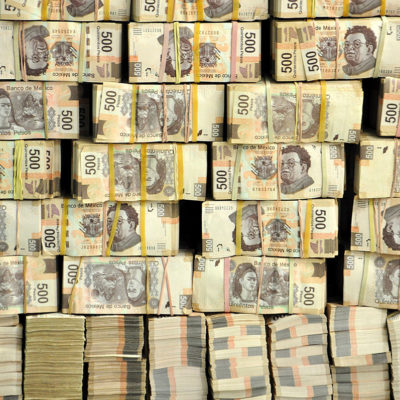 'Meterá mano' la PGE a 88 mdp incautados y atribuidos a Sáinz Pineda justo cuando debe pagos a policías ministeriales y peritos