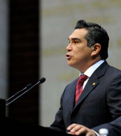Busca Moreno Cárdenas erigirse como líder nacional como contrapeso al poder de AMLO
