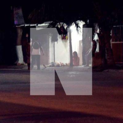 BALEAN A UNA PAREJA EN LA GUADALUPANA: Muere el hombre y hospitalizan a la mujer en un ataque en populosa colonia en el norte de Playa