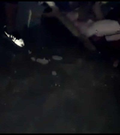 """Confirma SSP veracidad de video donde se observa tortura a un interno en el Cereso de Chetumal, """"pero corresponde a administraciones pasadas"""""""