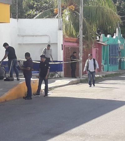 Hallan cuerpo de persona asesinada en la Región 72 de Cancún