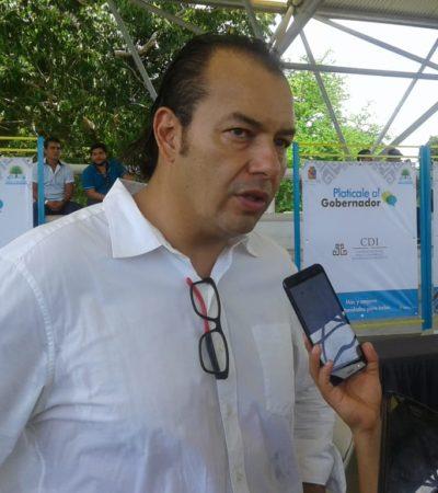 Propondrá QR mesas de trabajo con Yucatán y Campeche por Tren Maya
