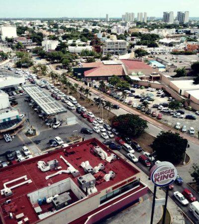 """CONSULTA PÚBLICA DEL PDU, """"UNA SIMULACIÓN MÁS"""": Ambientalistas denuncian proceso viciado de origen y rechazan validar cambios en las densidades para beneficiar a inmobiliarias pese a falta de servicios en Cancún"""