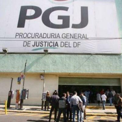Hallan a dos hombres con el tiro de gracia en auto de lujo en la CDMX; eran comerciantes: PGJ