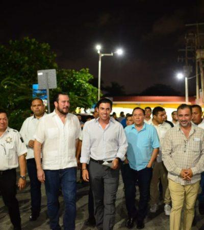 El cambio de iluminación y reducción de consumo de energía, beneficia a más de 3 mil turistas diariamente, afirman autoridades de BJ