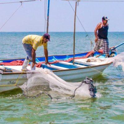 Afecta presunta contaminación de Pemex actividad pesquera en Tabasco, acusan cooperativistas