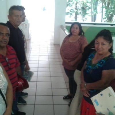 Policías del Cereso de Cancún confían en pago del Fortaseg