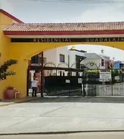 Matan a empresario campechano durante un atraco en su domicilio; ya hay un detenido