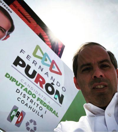 Detienen en Campeche a implicado en asesinato de candidato a diputado ocurrido en Coahuila