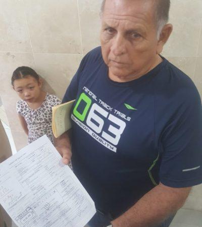 Denuncian negligente tortuguismo en el ISSSTE en Chetumal
