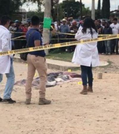 DESATAN IRA DE LA TURBA: Ahora queman vivos a pareja de presuntos 'robachicos' en Hidalgo