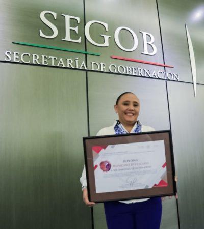 Solidaridad, municipio de Quintana Roo con mejores resultados para los ciudadanos: INAFED