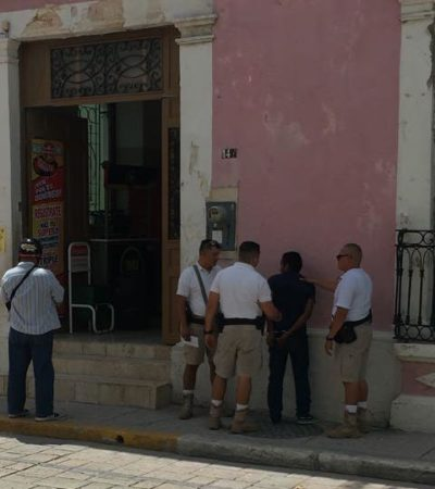 Tratan dos de robar en tiendas de autoservicio y fallan; montos no rebasan los 300 pesos