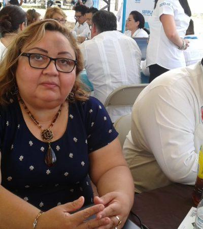 Bajo resguardo, mujer agredida con ácido en Cancún
