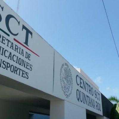Después de una semana de protestas, la SCT reinicia la asignación de plazas