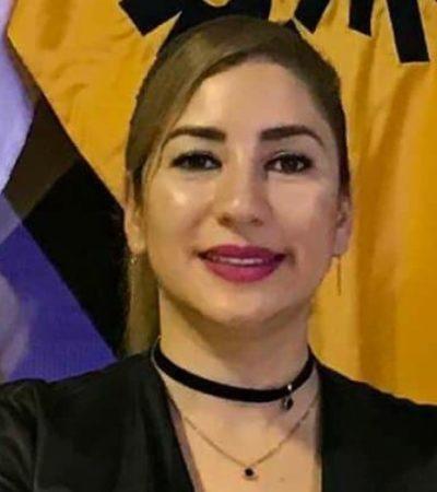 Aparece a salvo diputada veracruzana secuestrada; esta madrugada llegó a su casa en Tihuatlán