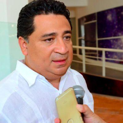 """Ante la emergencia del sargazo, llama líder del Congreso que QR a salir adelante de las adversidades """"en unidad"""""""