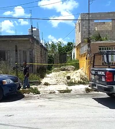 Hallan a hombre en estado putrefacto en un domicilio de la Región 227 de Cancún