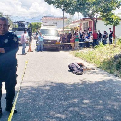 FALLAN PAR DE SICARIOS EN CHIAPAS: Uno resultó herido y otro fue asesinado por quien sería su víctima