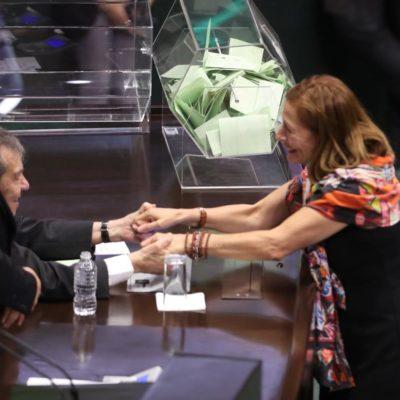 APLANADORA MORENA EN LA CÁMARA DE DIPUTADOS: Suma por sí misma 247 de 500 curules; 60 más son de sus aliados PT y PES