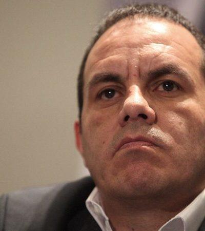 Cancelan proceso de transición en Morelos por negativa de Graco Ramírez a entregar información a Cuauhtémoc Blanco