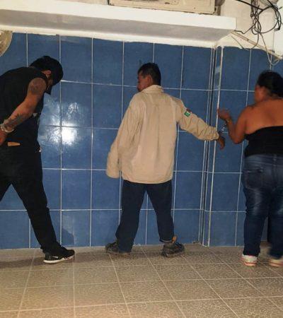 Trío de abusivos despojan a 'perrero' de 600 pesos; ya los detuvieron y son 'pájaros de cuenta'