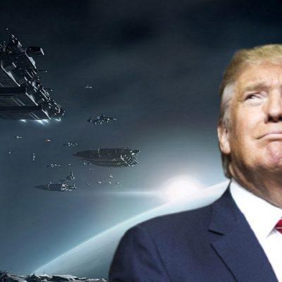 Fija EU objetivos para crear 'Fuerza Espacial' para 2020 por instrucciones de Donald Trump